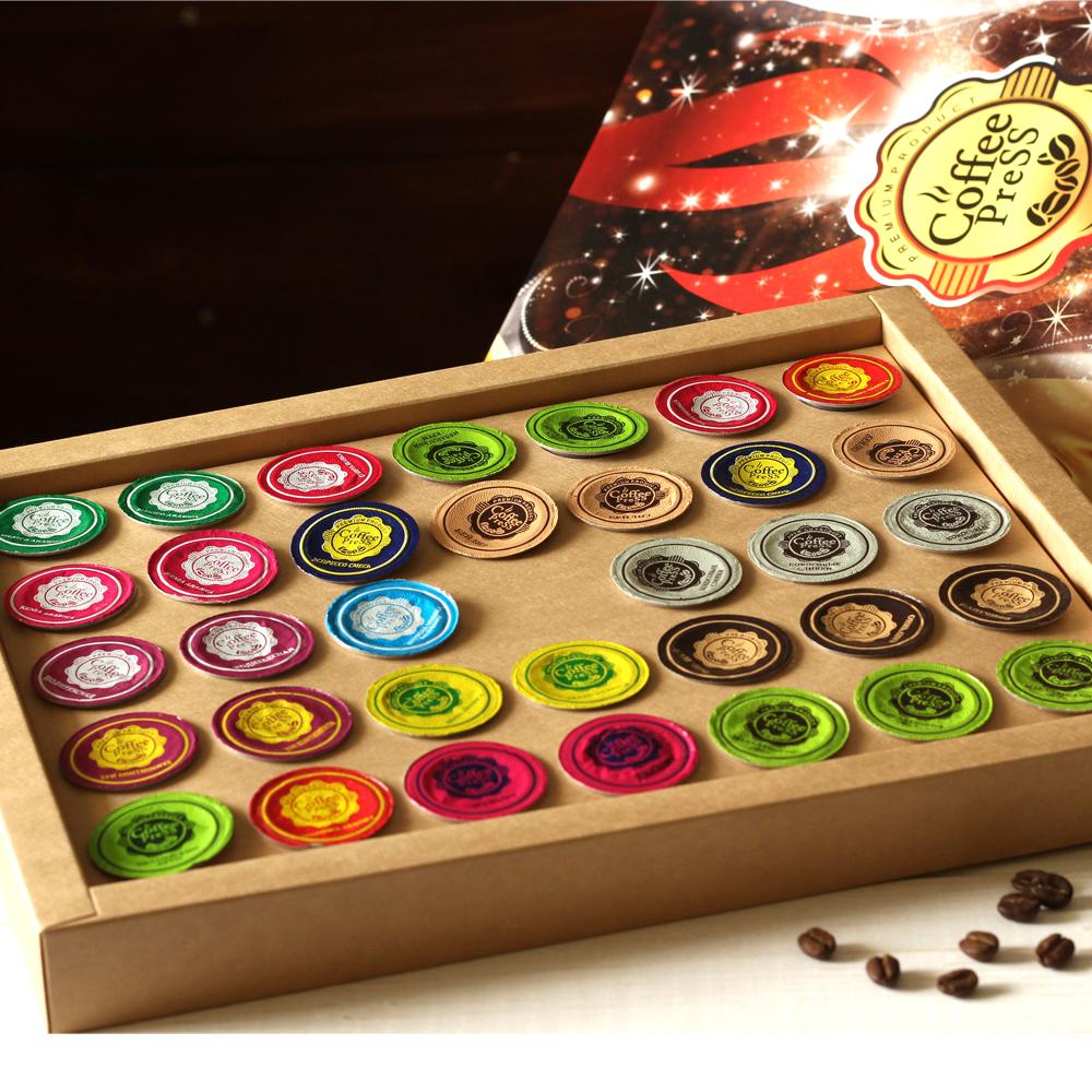 Фотосъемка для кофейного производства. Зерновой и капсульный кофе